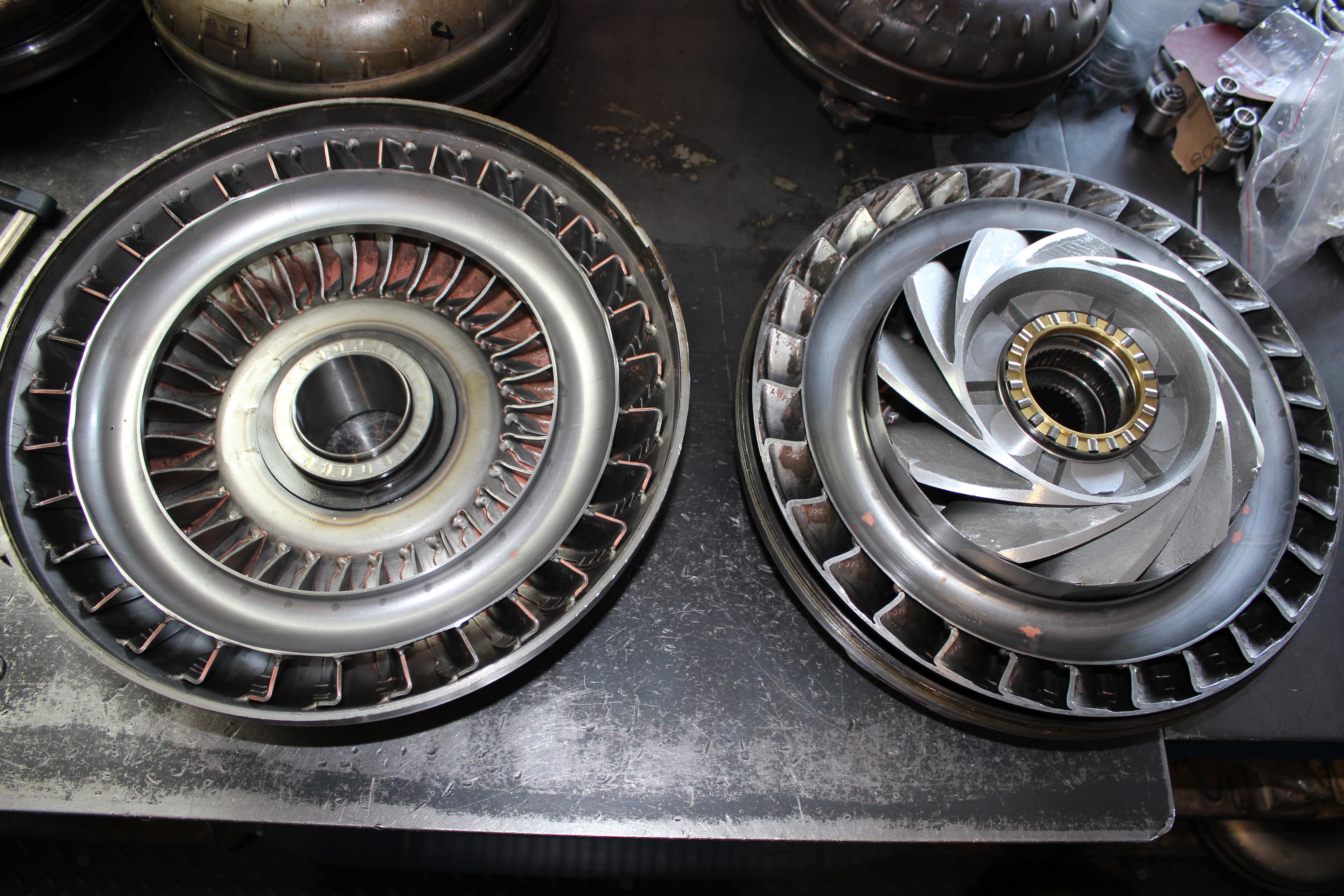 Details about Torque Converter MERCEDES W202, W203 W204 W210 W211 722,6  722,9